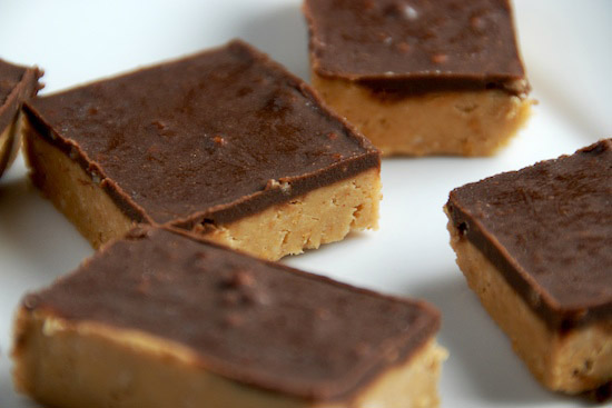 Peanut Butter Bars Taste Like Reese's Cups