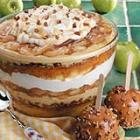 Peanutty Apple Trifle Dessert