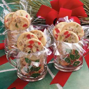 Pecan Icebox Cookies