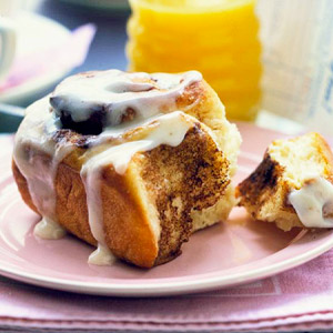 People Pleasing Cinnamon Rolls