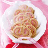 Peppermint Palmiers