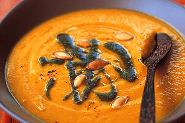 Perfect Pumpkin Soup