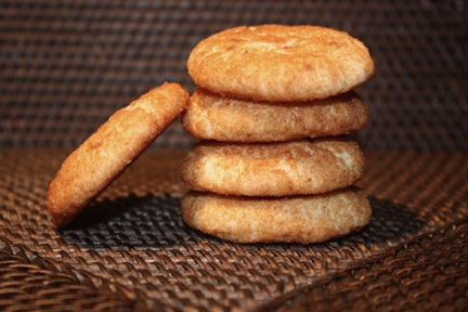 Perfect Vegan Snickerdoodles