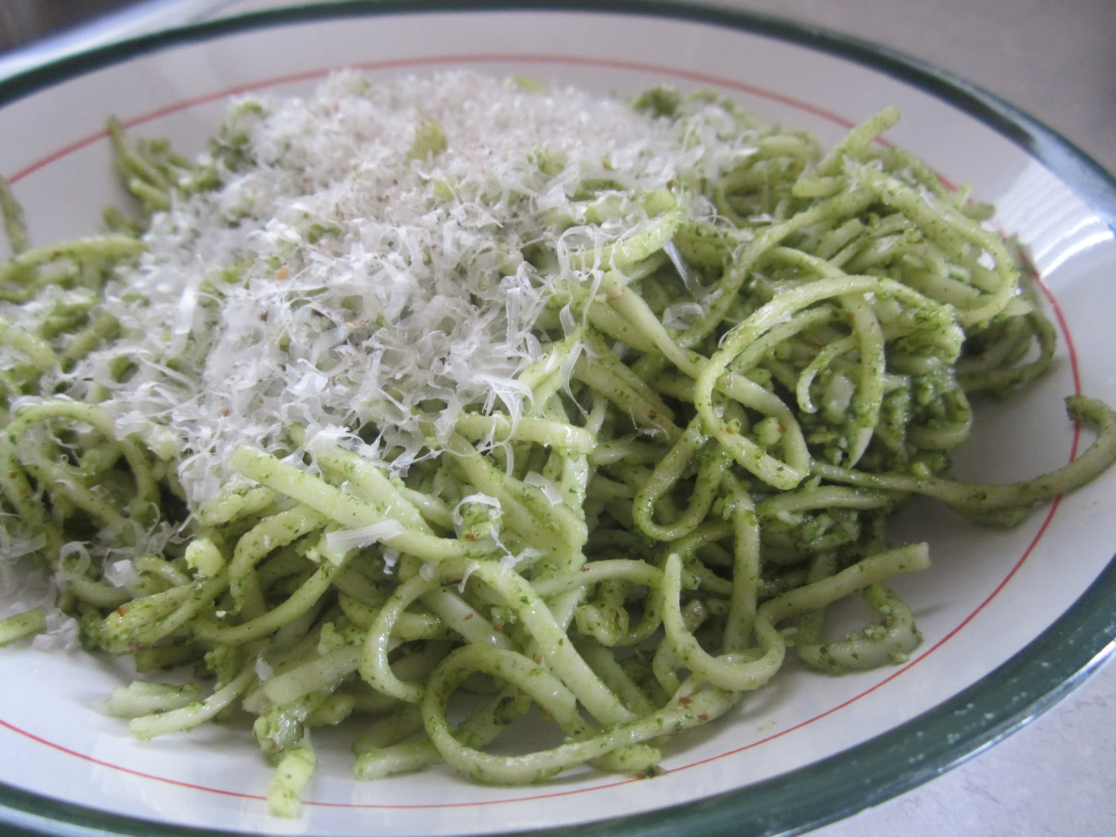 Pesto Marinade for Chicken or Shrimp