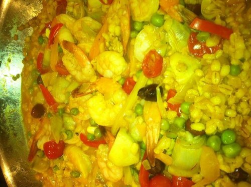 Phil's Paella