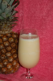 Pineapple Passion Milkshake