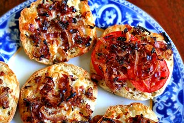 Pizza English Muffins