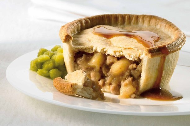 Potato and Beef Pie