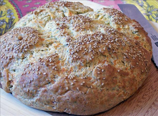 Provencal Cheese and Herb Bread