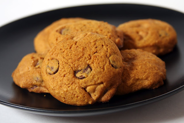 Pumpkin Butterscotch-Chip Cookies - Recipegreat.com