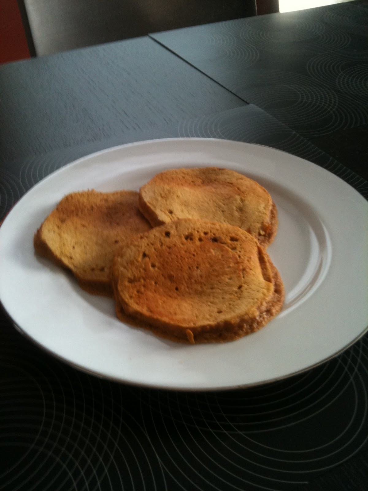 Pumpkin Pancakes Low Cal Taste Great