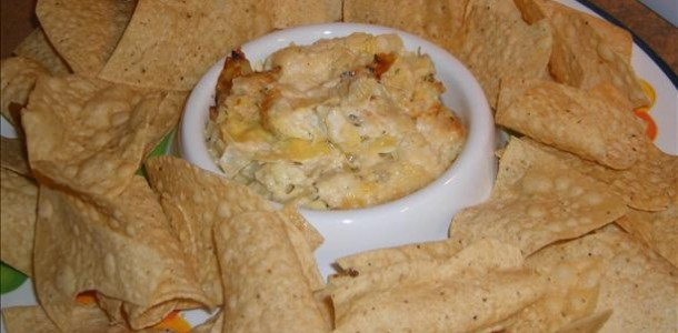 Quick and Easy Creamy Artichoke Dip