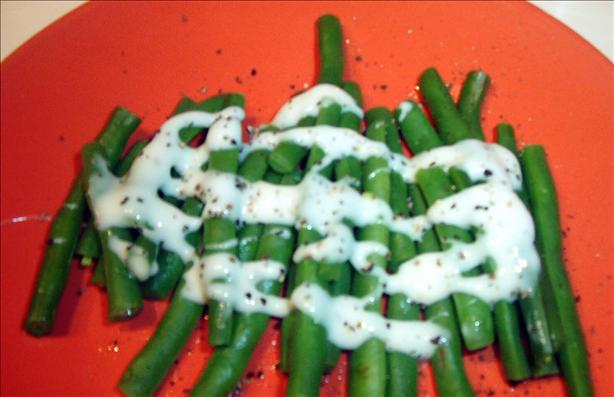 Ranch Green Beans