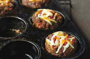 Ranch Mini Meat Loaves