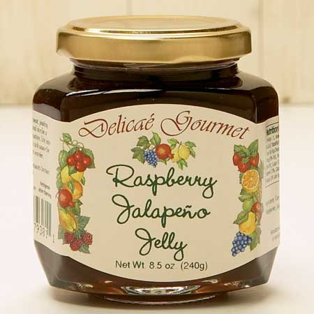 Raspberry Jalapeno Jelly