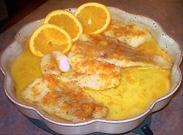 Red Snapper A L' Orange