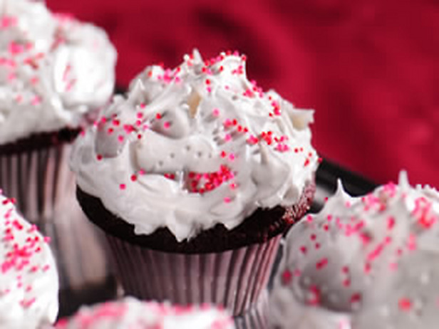 Red Velvet Cupcakes - Light and Easy