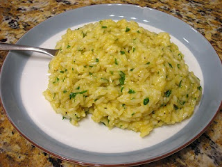 Rice Pilaf With Shallots and Parmesan