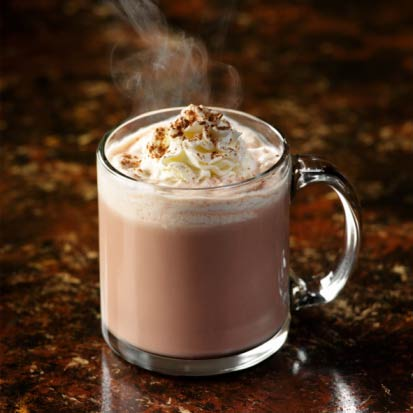Rich and Creamy Hot Chocolate