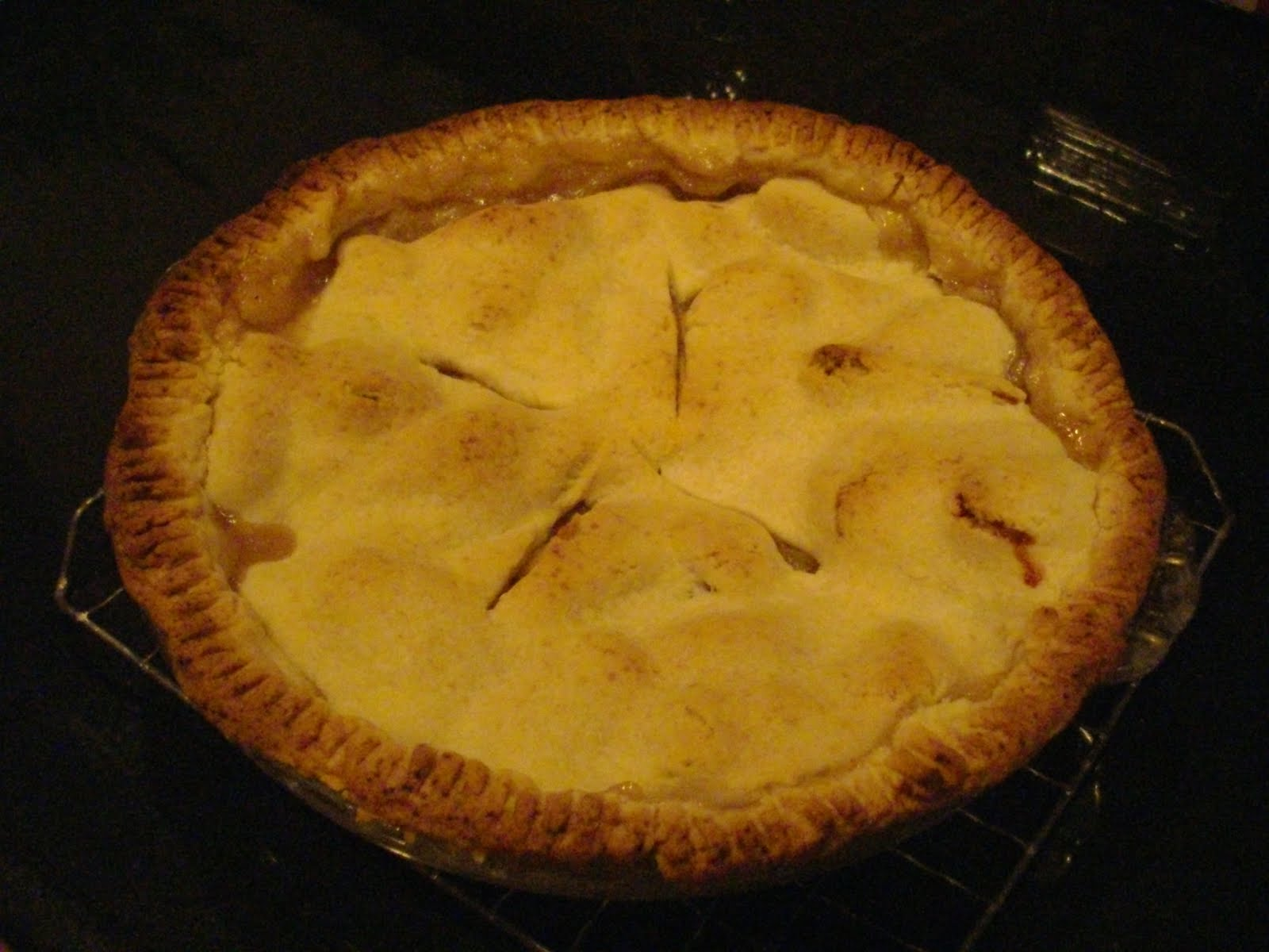 Rich Apple Pie