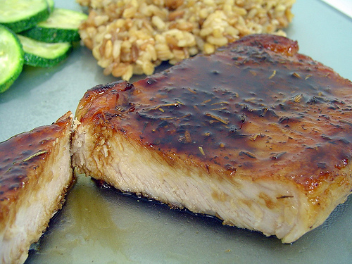 Ridiculously Easy Pork Chops
