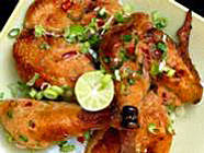 Roast Lime Chicken