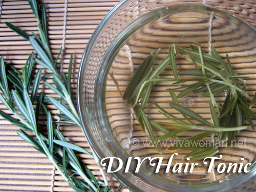 Rosemary Hair Tonic