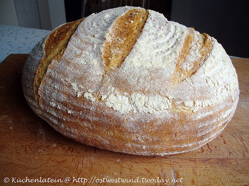 Rustic Country Loaf