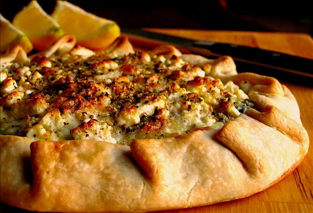 Rustic Greek Pie