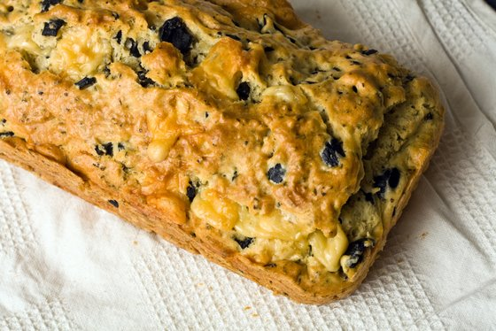 Savory Quick Bread! to Die For!