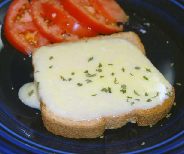 Scottish (Or English) Rarebit
