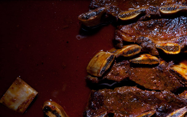 Short Ribs With Sauce