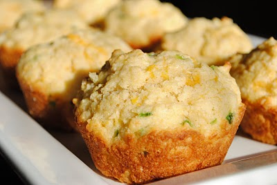 Shortcut Cheese Jalapeno Cornbread