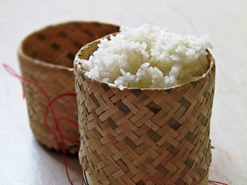 Shortcut Sticky Rice