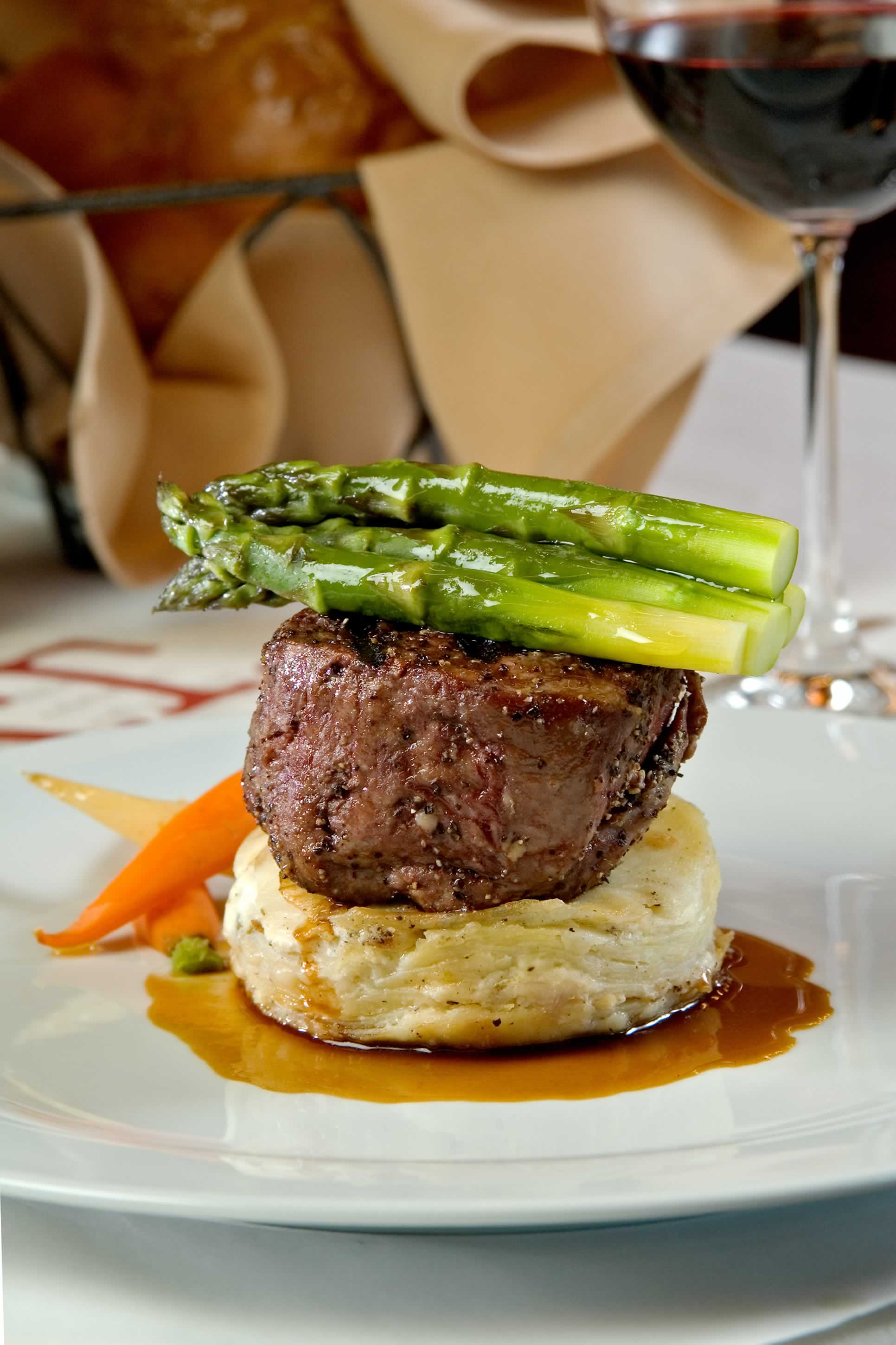 Show-Off Beef Tenderloin