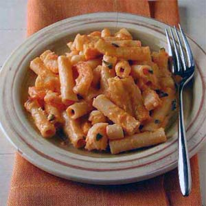 shrimp & scallop ziti