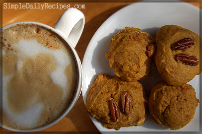 Simple Pumpkin Cookies