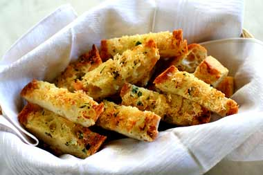 Simplest Garlic Bread