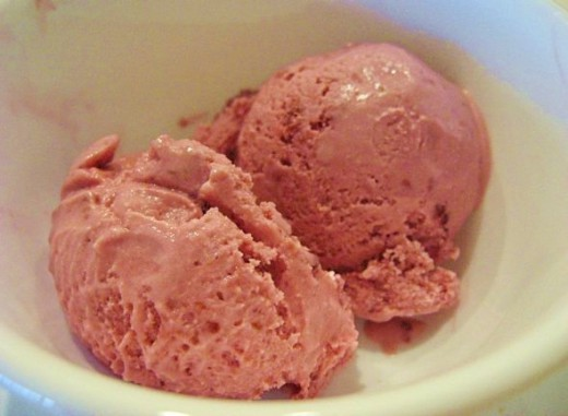 Six Threes Ice Cream (Eggless)