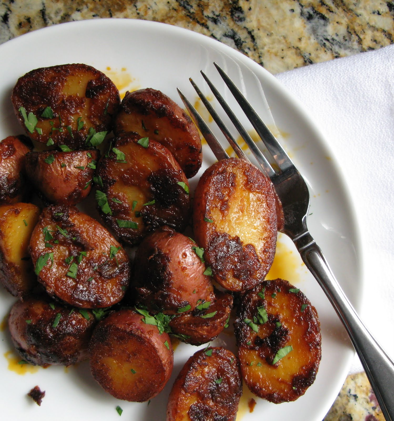 Smoked Paprika Potatoes