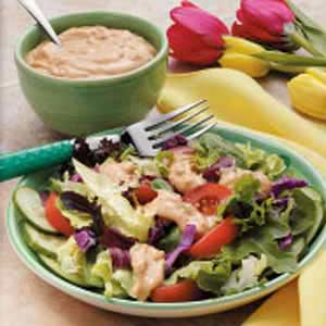 Smoky Thousand Island Dressing