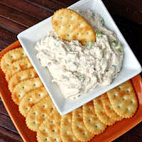 Snappy Salmon Spread
