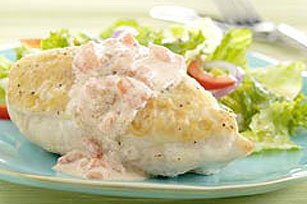 Sour Cream Chicken Breasts