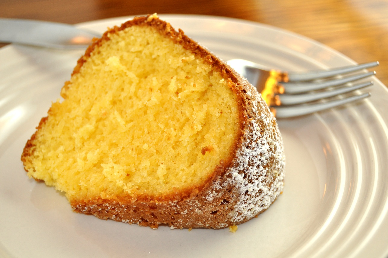 Yellow Bundt Cake Recipe With Pudding