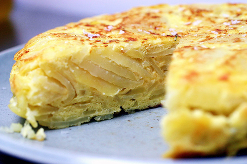 Spanish Omelette (Tortilla De Patatas) (Spain)