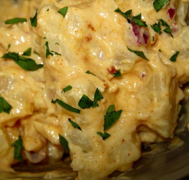 Spanish-Style Potato Salad