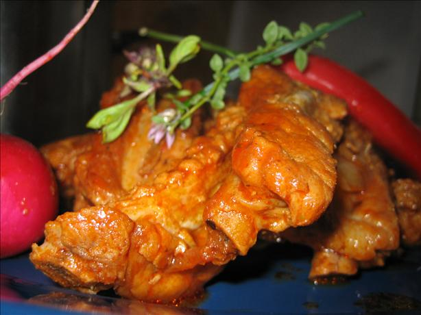 Spareribs with Barbecue Sauce-Pressure Cooker