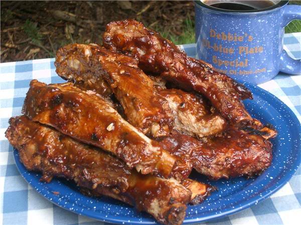 Spareribs With Barbecue Sauce Pressure Cooker