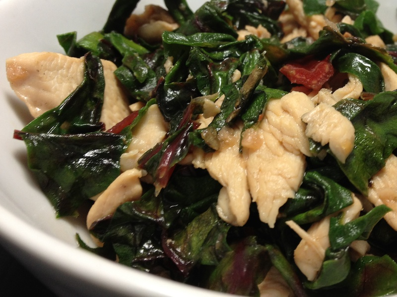 Spice Up Your Life Stir Fry