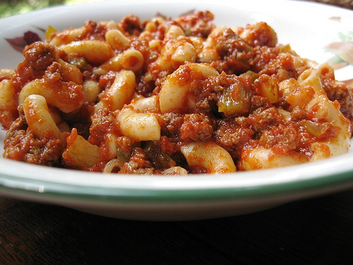 Spicy Chili Mac Mix